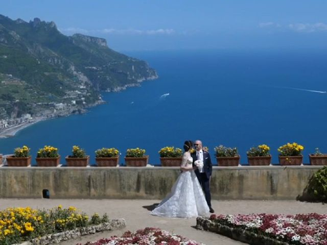 Il matrimonio di Fabio e Anna a Ravello, Salerno 9
