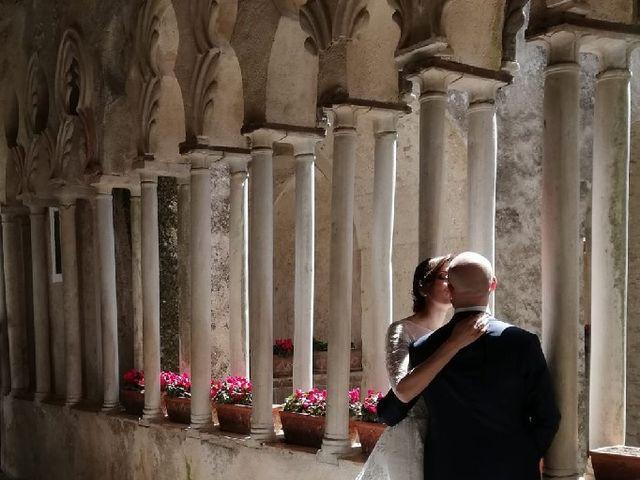 Il matrimonio di Fabio e Anna a Ravello, Salerno 10