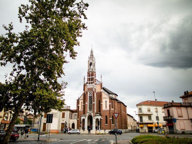 Il matrimonio di Alessandro e Giovanna a Vigevano, Pavia 41