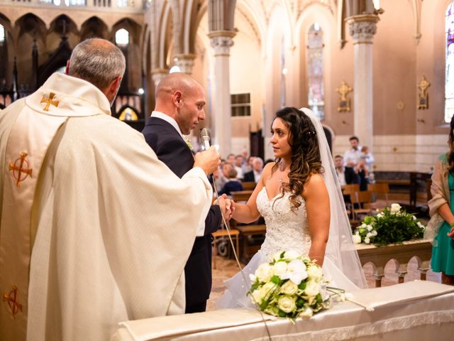 Il matrimonio di Alessandro e Giovanna a Vigevano, Pavia 56