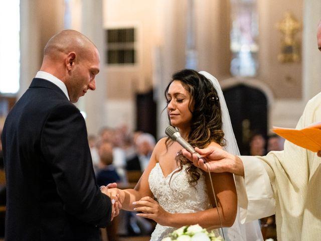Il matrimonio di Alessandro e Giovanna a Vigevano, Pavia 57