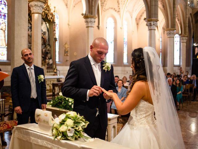 Il matrimonio di Alessandro e Giovanna a Vigevano, Pavia 61