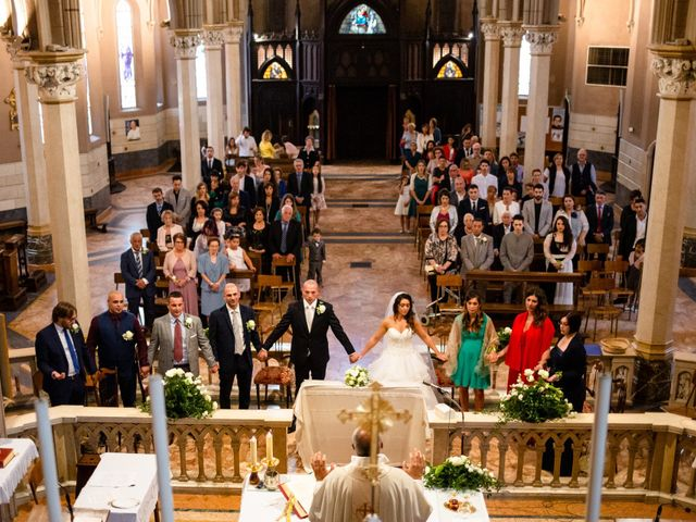 Il matrimonio di Alessandro e Giovanna a Vigevano, Pavia 65