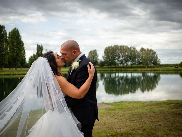 Il matrimonio di Alessandro e Giovanna a Vigevano, Pavia 82
