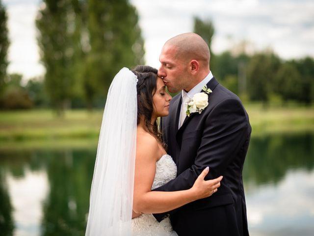 Il matrimonio di Alessandro e Giovanna a Vigevano, Pavia 84