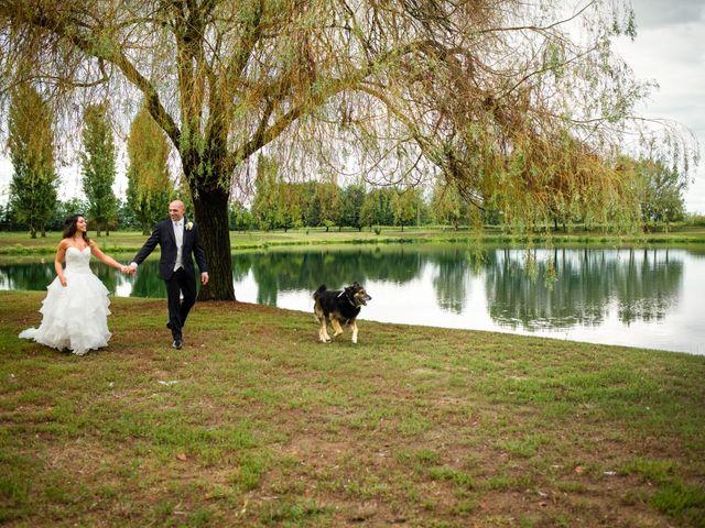 Il matrimonio di Alessandro e Giovanna a Vigevano, Pavia 92