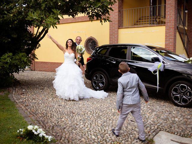 Il matrimonio di Alessandro e Giovanna a Vigevano, Pavia 94