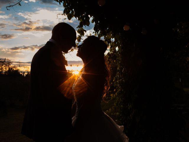 Il matrimonio di Alessandro e Giovanna a Vigevano, Pavia 1