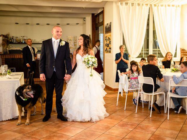 Il matrimonio di Alessandro e Giovanna a Vigevano, Pavia 108