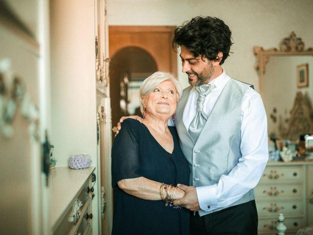 Il matrimonio di Alfonso e Irene a Caltanissetta, Caltanissetta 9