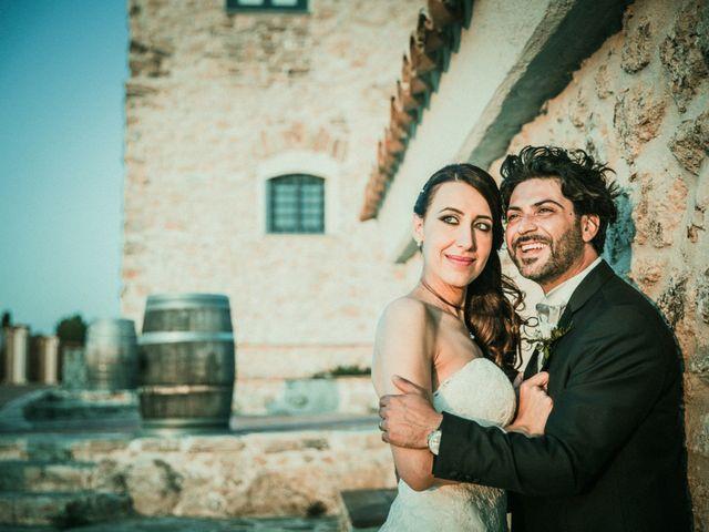 Il matrimonio di Alfonso e Irene a Caltanissetta, Caltanissetta 73