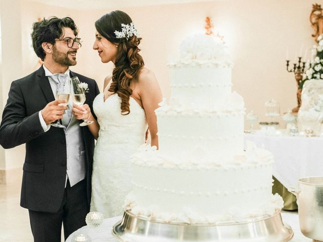 Il matrimonio di Alfonso e Irene a Caltanissetta, Caltanissetta 100