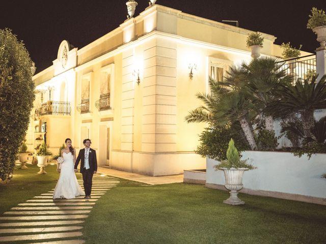 Il matrimonio di Alfonso e Irene a Caltanissetta, Caltanissetta 103