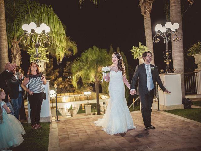 Il matrimonio di Alfonso e Irene a Caltanissetta, Caltanissetta 106