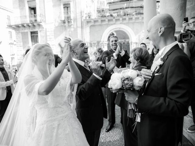 Il matrimonio di Valentina  e Massimo  a Catania, Catania 1