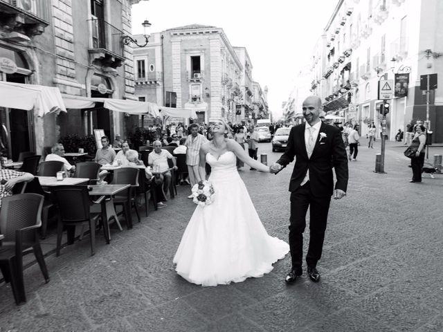 Il matrimonio di Valentina  e Massimo  a Catania, Catania 10