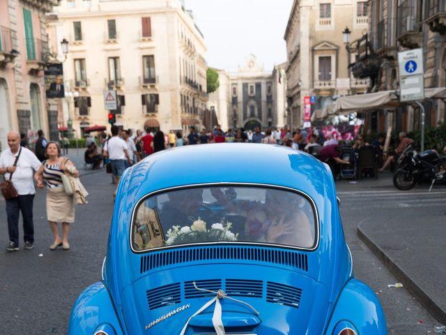 Il matrimonio di Valentina  e Massimo  a Catania, Catania 11