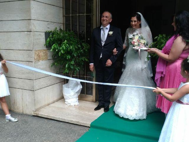 Il matrimonio di Christian e Francesca a Sant'Elia Fiumerapido, Frosinone 1
