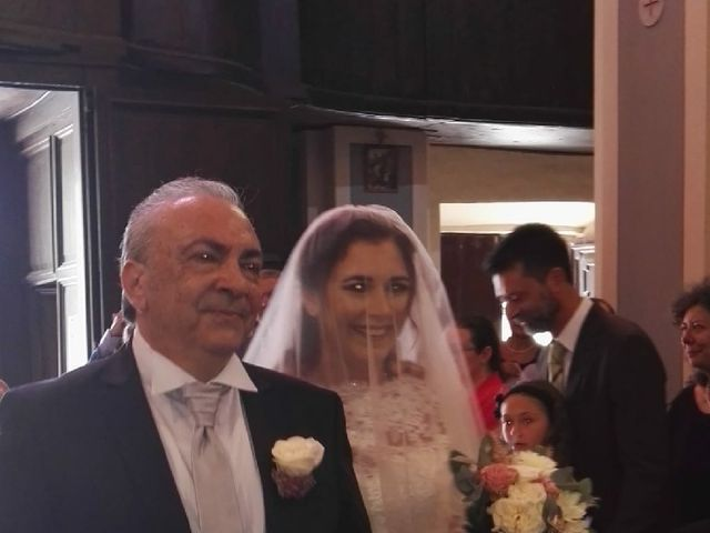 Il matrimonio di Christian e Francesca a Sant'Elia Fiumerapido, Frosinone 4