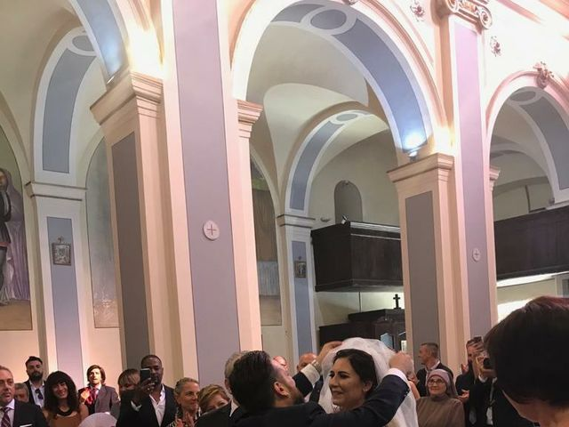 Il matrimonio di Christian e Francesca a Sant'Elia Fiumerapido, Frosinone 5
