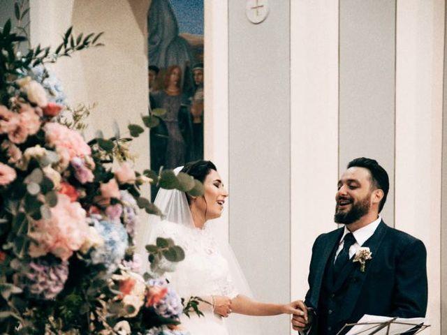Il matrimonio di Christian e Francesca a Sant'Elia Fiumerapido, Frosinone 6