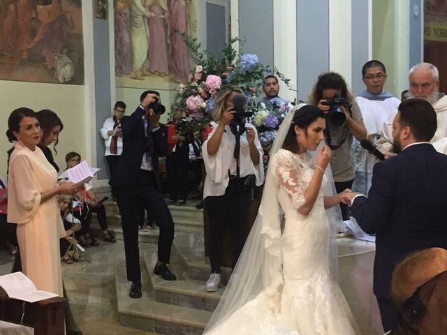 Il matrimonio di Christian e Francesca a Sant'Elia Fiumerapido, Frosinone 7