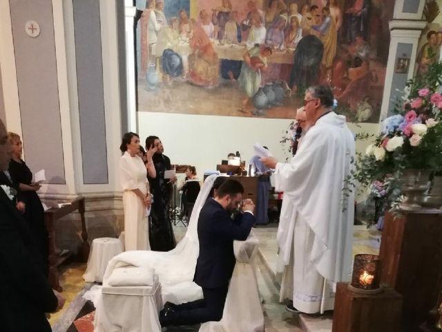 Il matrimonio di Christian e Francesca a Sant'Elia Fiumerapido, Frosinone 8