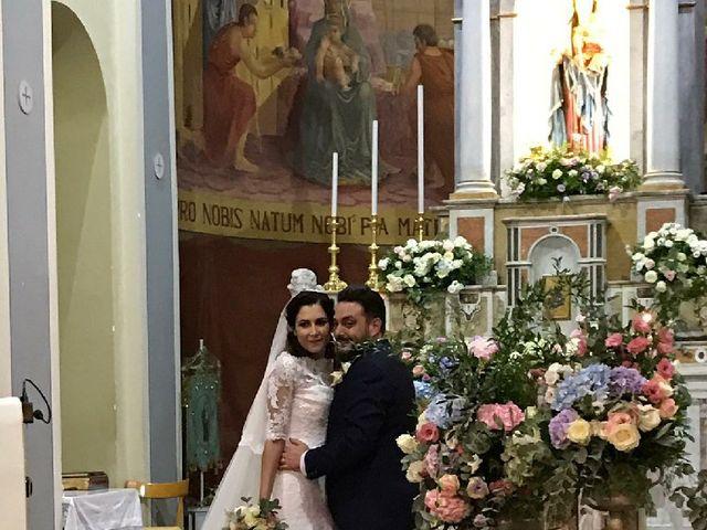 Il matrimonio di Christian e Francesca a Sant'Elia Fiumerapido, Frosinone 9