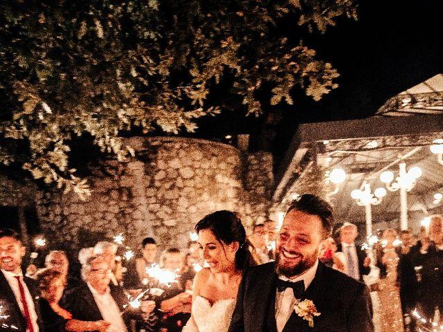 Il matrimonio di Christian e Francesca a Sant'Elia Fiumerapido, Frosinone 13