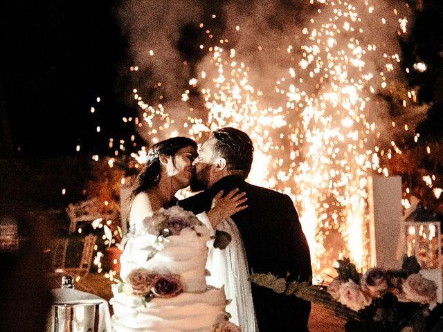 Le nozze di Francesca e Christian