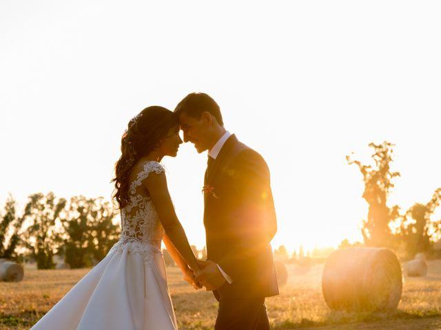 Le nozze di Alessandra e Kanstantsin