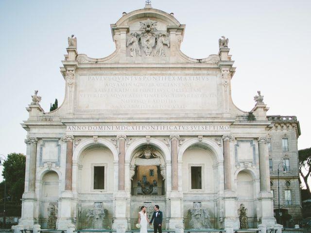 Le nozze di Valentina e Beniamino