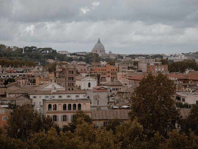 Il matrimonio di Chiara e Antimo a Roma, Roma 1