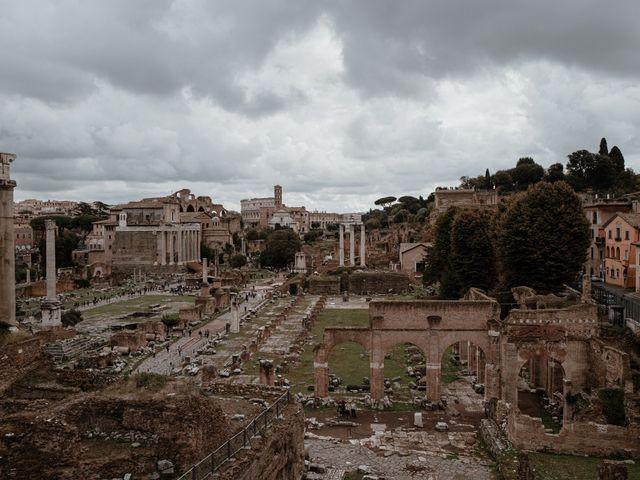 Il matrimonio di Chiara e Antimo a Roma, Roma 2