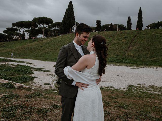 Il matrimonio di Chiara e Antimo a Roma, Roma 3