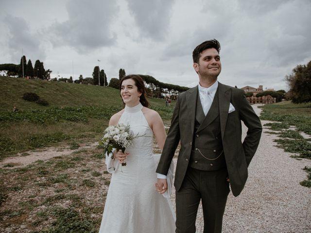Il matrimonio di Chiara e Antimo a Roma, Roma 4