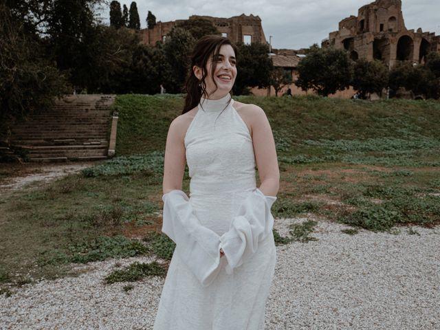 Il matrimonio di Chiara e Antimo a Roma, Roma 5