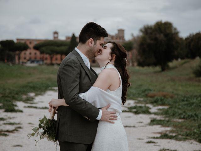Il matrimonio di Chiara e Antimo a Roma, Roma 6
