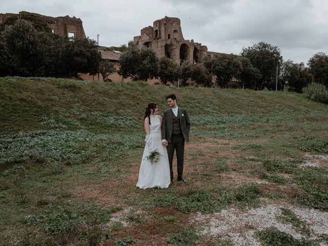 Il matrimonio di Chiara e Antimo a Roma, Roma 7