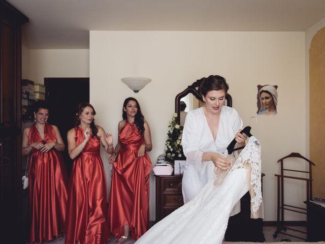 Il matrimonio di Alessandro e Marina a Valeggio sul Mincio, Verona 17