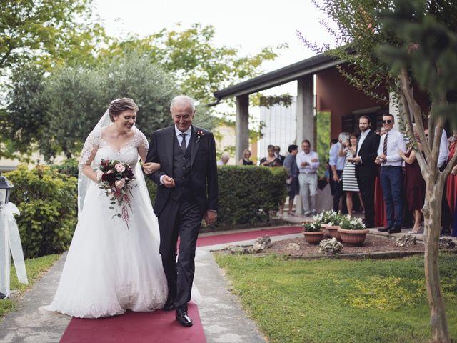 Il matrimonio di Alessandro e Marina a Valeggio sul Mincio, Verona 21