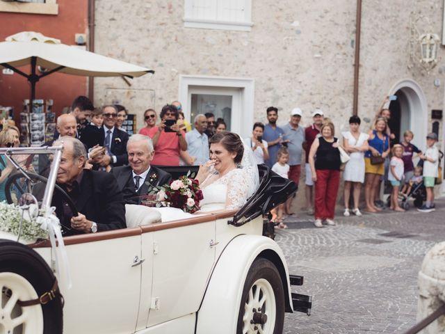 Il matrimonio di Alessandro e Marina a Valeggio sul Mincio, Verona 23