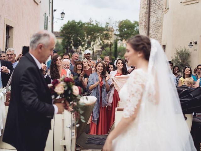 Il matrimonio di Alessandro e Marina a Valeggio sul Mincio, Verona 24