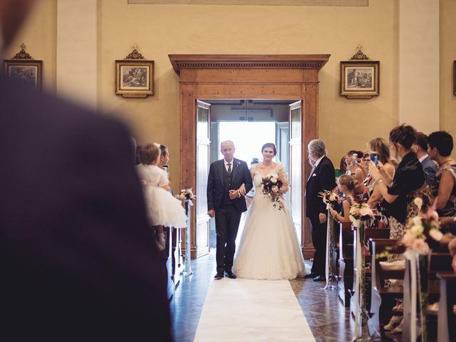 Il matrimonio di Alessandro e Marina a Valeggio sul Mincio, Verona 29