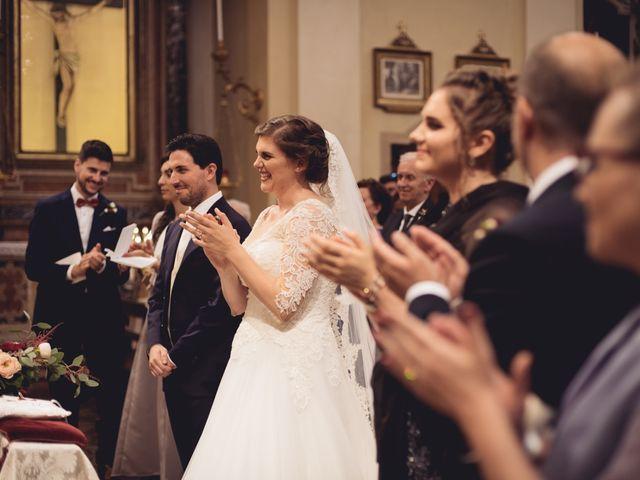 Il matrimonio di Alessandro e Marina a Valeggio sul Mincio, Verona 33