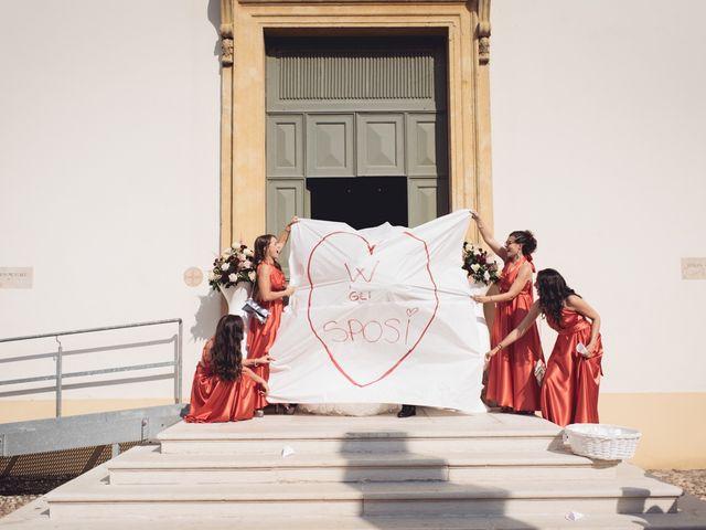 Il matrimonio di Alessandro e Marina a Valeggio sul Mincio, Verona 34