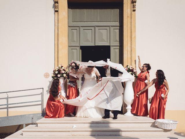 Il matrimonio di Alessandro e Marina a Valeggio sul Mincio, Verona 35