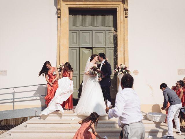 Il matrimonio di Alessandro e Marina a Valeggio sul Mincio, Verona 36