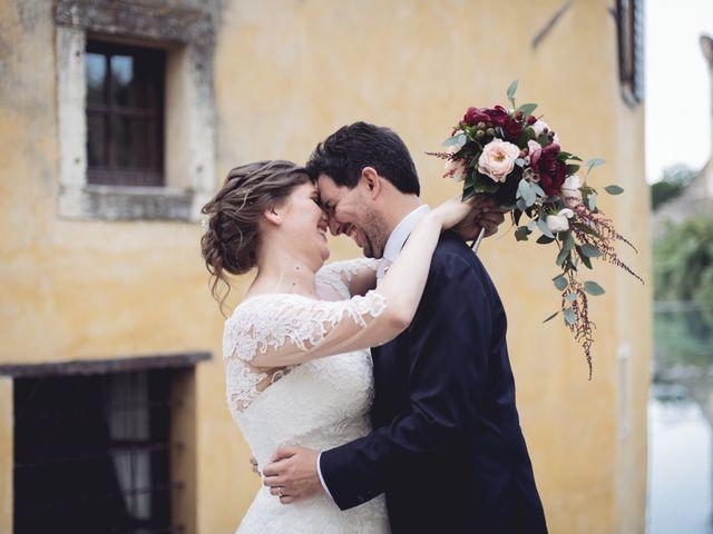 Il matrimonio di Alessandro e Marina a Valeggio sul Mincio, Verona 44
