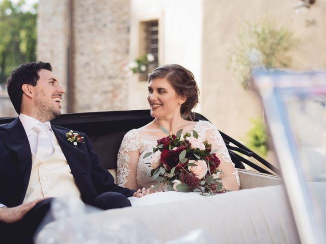 Il matrimonio di Alessandro e Marina a Valeggio sul Mincio, Verona 1